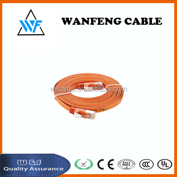 Factory price amp cat6 patch cord