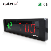 [Ganxin]1'' Hot Led Exercise Fitness Timer Display in 24H Format