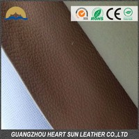 2016 Hot Selling Pvc Synthetic Leather