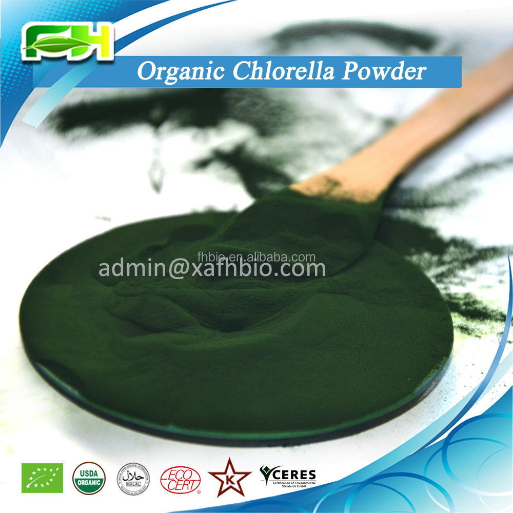 Organic Chlorella Powder For Personal Care (100 grams of samples free of charge)