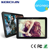 9 /10inch android tablet pc/lcd advertising display with Android OS 4.4