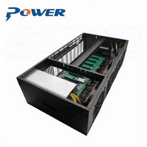 Lianli bitmain bitcoin stable server GPU miner platform machine