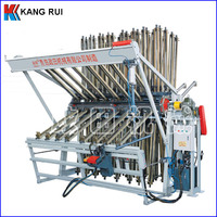 High productative hydraulec wood board composer