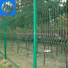 Industry Fencing /Industrial Steel Fence / Decorative Welded Wire Fencing Panels