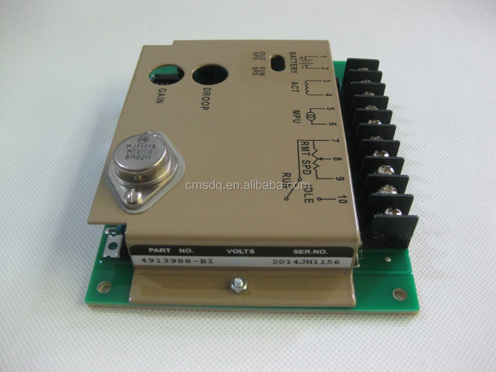 Diesel Engine Speed Controller 4913988