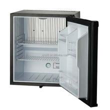 XC-60A wholesale 60litre Absorption no noise cheap hotel mini refrigerator