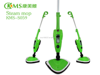 2016 handy steam cleaner good quality 1300w electric steam mop robot vacuum cleaner with mop uv light recharging