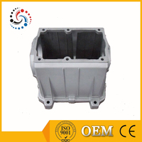 Air compressor housing aluminum die casting part