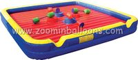Factory directly sell inflatable jousting arena with top quality Z5024