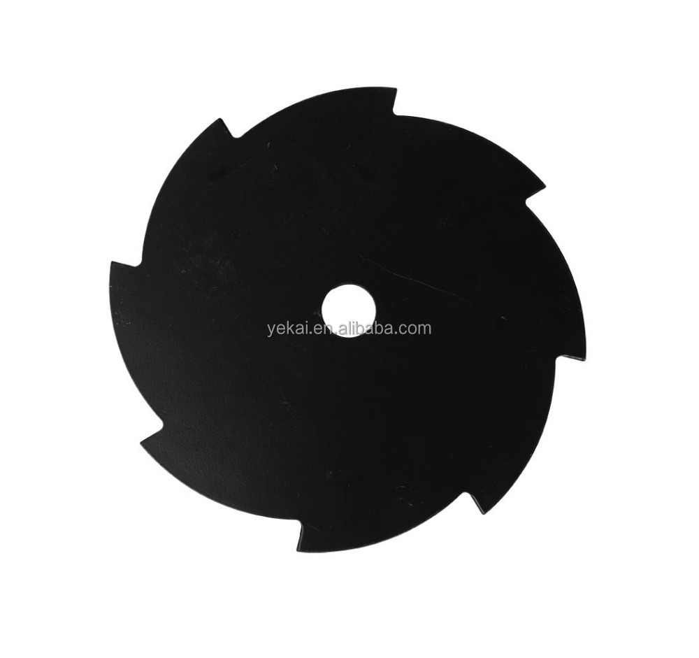 Grass Brush Cutter Spare Parts Top Quality round Blade