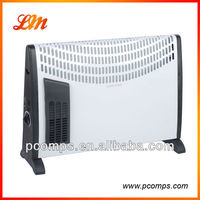 2000W Convection Room Heaters Turbo Fan CE/GS/ROHS
