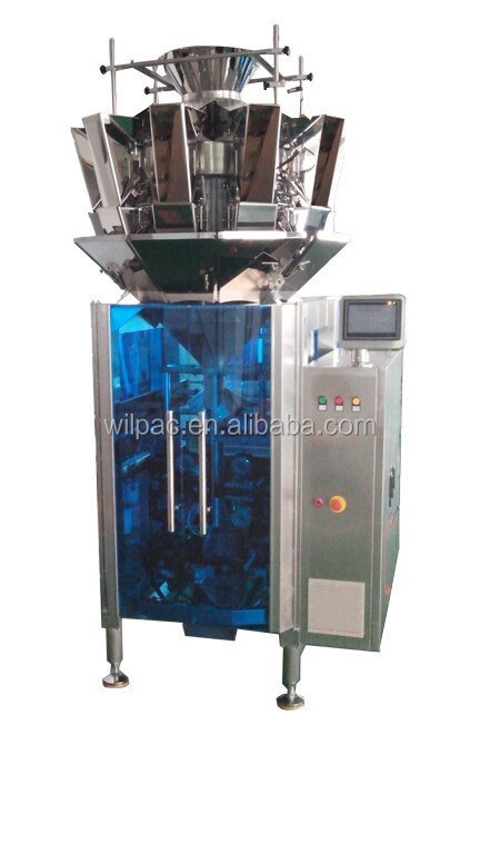 Fruit & Vegetable weighing and packing machine