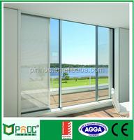 Made in China aluminum sliding glass door hardware