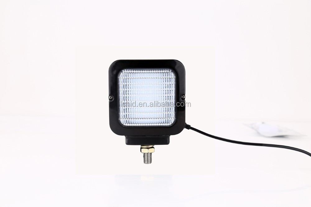 Hot sale Factory direct wholesale price 4 inch Square 18W LDWL 023E LED Warning work light