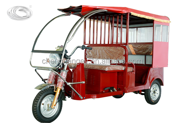 Bangladesh electric three wheeler tricycle for passenger on sale