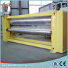Non-woven needle punch carpet calendering machine textile calender machine