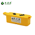 Wholesale rechargeable 3500mah 14.4v ni-mh battery pack for vacuum cleaner