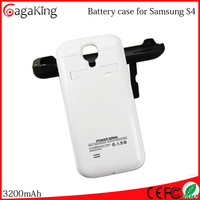 For Samsung galaxy s4 battery rechargeable li-ion battery pack 3.7v high capacity battery case