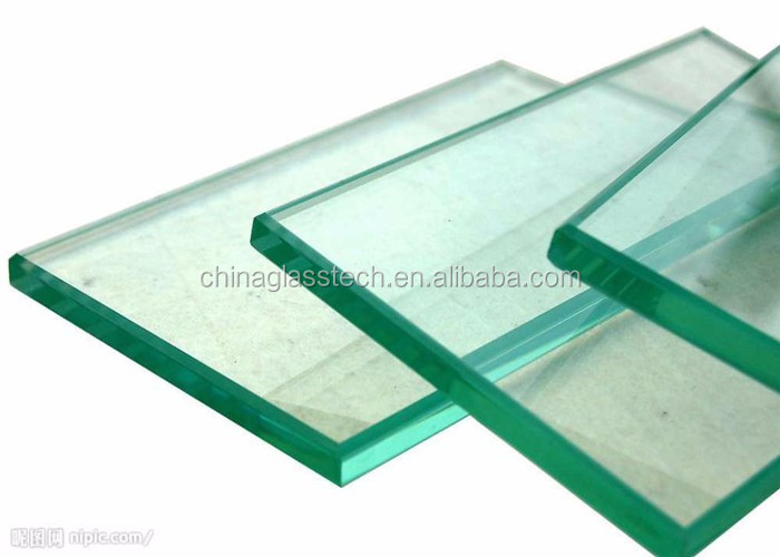 Clear float glass 3.2mm 4mm solar panel tempered glass manufacture