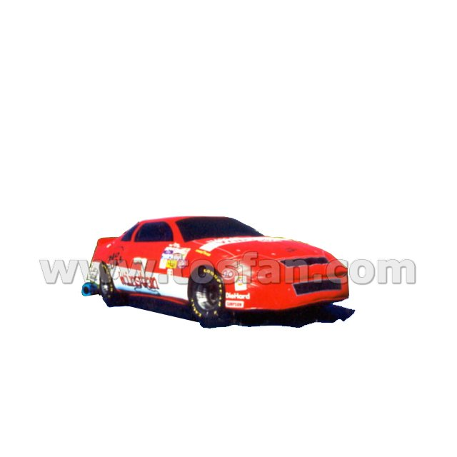 Promotional advertising inflatable car replica F1072