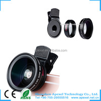 interesting products 2016 mobile lens fixed focus 52mm 0.45x ultrawide digital camera lens