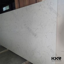 Gray and white veins artificial marble quartz stone