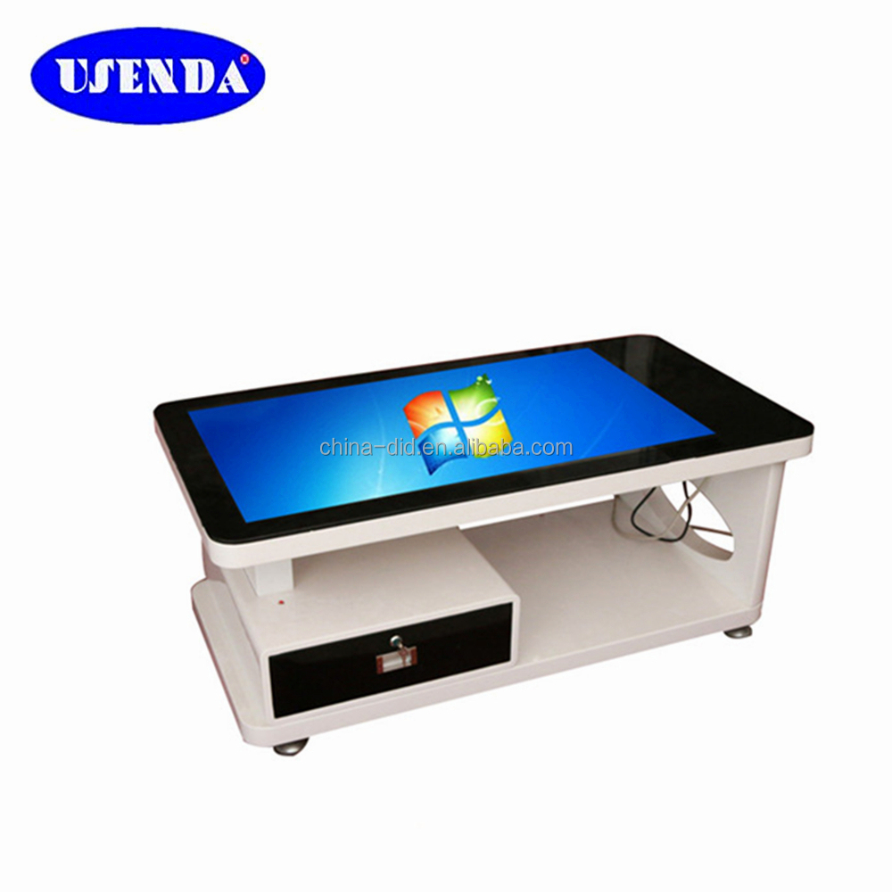 65inch Multimedia Interactive Display table top touch screen