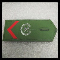 Unique custom design Rank epaulette for military uniform
