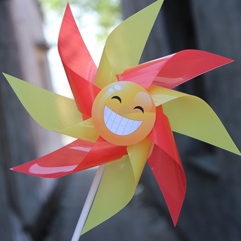 Cheap wholesale custom pinwheels