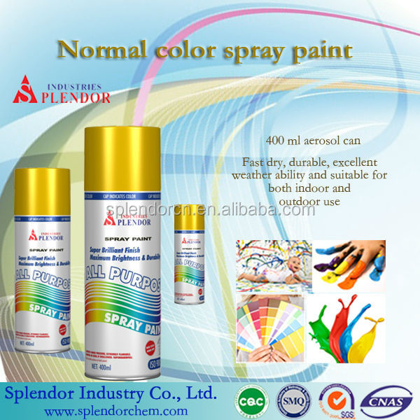 High quality china Spray Paint for floor tile designs/ graffiti spray paint/ granite spray paint for exterior