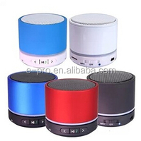 Hottest & cheapest portable mini wireless bluetooth speaker S11 with CE, Rohs, FCC, BQB Certification