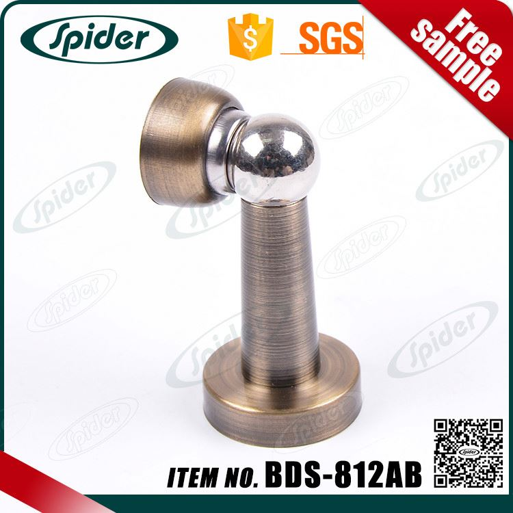 stainless steel automatic magnetic Door Stopper for gate door