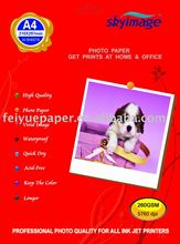 SKYIMAGE 260gsm High Glossy Photo Paper