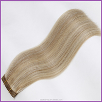 BEST Gorgeous 100% Unprocessed Virgin Human Hair Weaves Tangle Free Wholesale Price Mixed Color Brazilian Hair Extensions