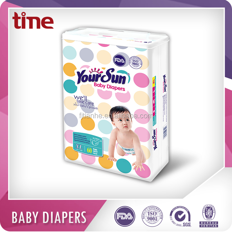 Yoursun Baby Diaper Germany Soft Love Diaper in South Africa