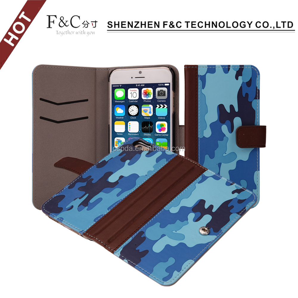 2016 casing Camouflage phone case for iphone 7