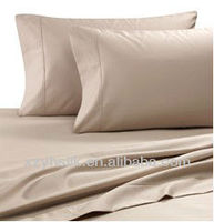 cotton/polyester bedding set/TC bedding sets/light grey bedding sets