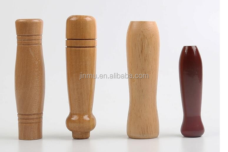 custom size all kinds of beech wooden tool handle for hand tools