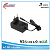 UL FCC CE RCM certification DOE VI level EN60950 EU UK US AU plug ac dc adapter 24w 12v 2a power adapter