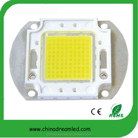 High Power COB LED Chip 10w 20w 50w 100w Bridgelux chips led diode Warm White /White For Floodlight Spotlight