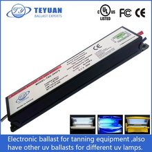 uv lamp electronic ballast 160W,180W,120W,100W for tanning equipment