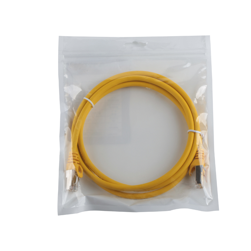 1 <strong>m</strong> Cat 6 26AWG Pure Copper RJ45 Ethernet Network Patch Cord