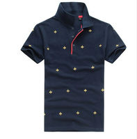 oem service custom wholesale cheap custom pakistan embroidery polo t shirts factory