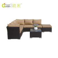 promotional patio leisure outdoor wicker bathroom furniture