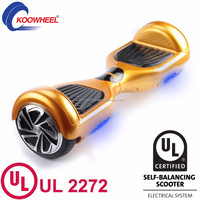 Motorcycles Scooters Hoverboard UL2272 Electric Skateboard