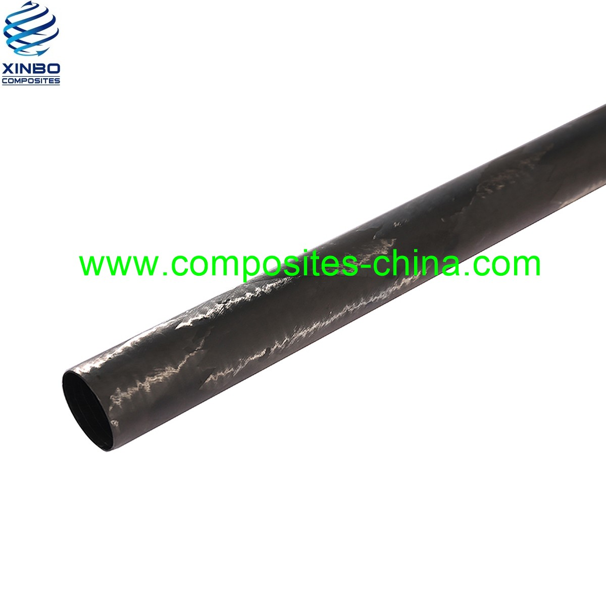 Hign Strength Fiberglass Oval Tubes with CNC cutting