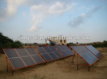 solar Telecom 6KW Power system in Africa