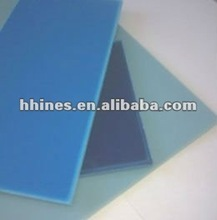 color black extruded high quality clear rigid pvc sheet