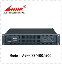 Lane *AM-300/400/500 Series professional stage speaker m audio power amplifier