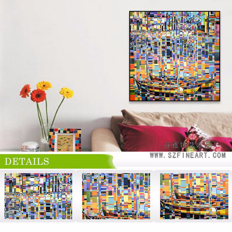 Dafen Painting Contemporary Art Wall Painting